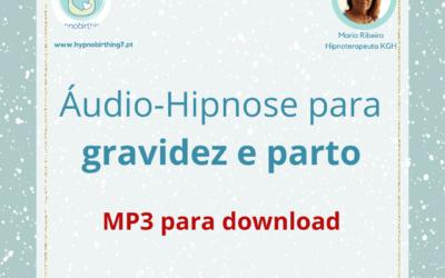 Áudio-hipnose para gravidez e parto